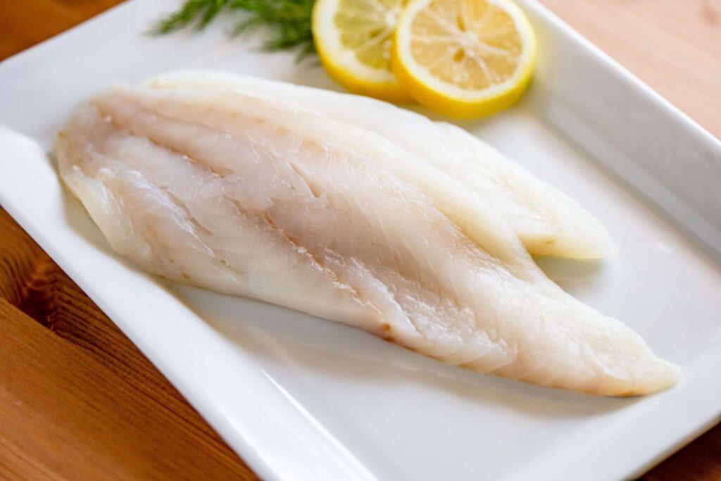 raw haddock