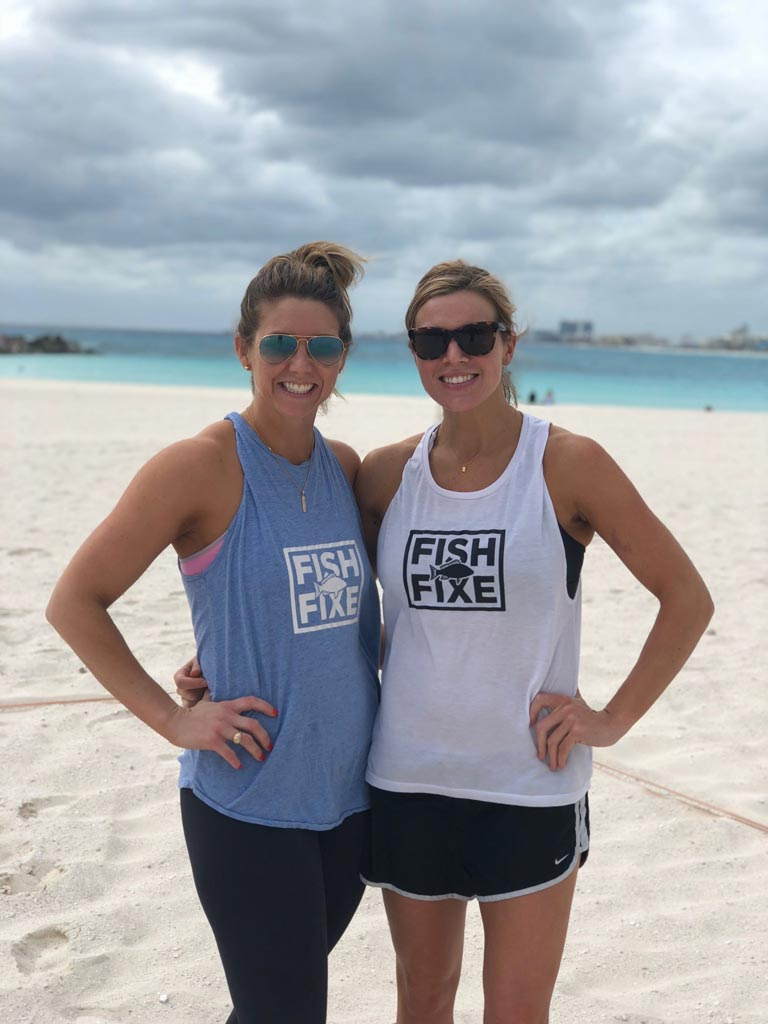 Fish Fixe team images